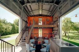 Add Space Interior Design Shipping Container An Affordable Way To Add Space To Your House