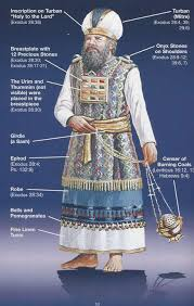 high priest garments high priest the testament tabernacle seeing god and jesus
