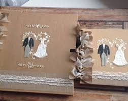 rustic wedding album 12x12 wedding album etsy