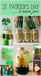 st patrick u0027s day craft ideas mason jar crafts love