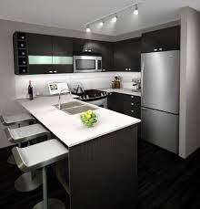 Grey Kitchen Cabinets With White Appliances Popular Way To Use Dark Grey Kitchen Cabinets Lifestyle News