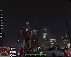 iron man mark iii reflex gta5 mods com
