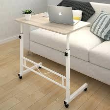 Bed Laptop Desk Computer Desk For Bed Adjustable Portable Sofa Bed Side Table