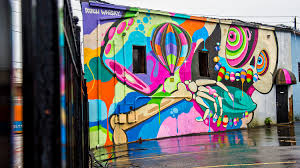 say hello to atlanta s latest batch of eye popping street murals graffiti at the blue complex 538 decatur st by patch whisky