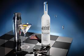 vodka martini james bond belvedere special
