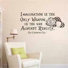 popular wall decals quotes buy cheap lots from wall decal decor alice wonderland quote vinyl stickers home nursery art bedroom