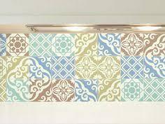 Tile Decals For Kitchen Backsplash Tile Decals Set Of 15 Tile Stickers For Kitchen Tiles Geometric