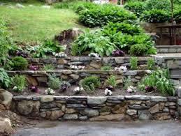 Tiered Garden Ideas 25 Tiered Garden Walls Inhabit Zone