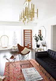 decorating with vintage home decor hanging chair vintage modern