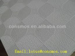 Vinyl Faced Ceiling Tile by Ceiling Tile Gypsum Ceiling Board Ceiling Board Drywall Gypsum