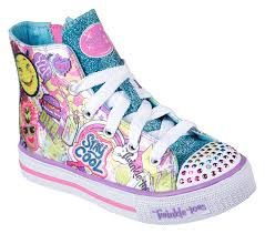 skechers light up shoes on off switch twinkle toes shuffles trendy talk skechers high tops and printing