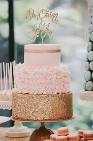 the 25 best pink gold cake ideas on pinterest pink gold