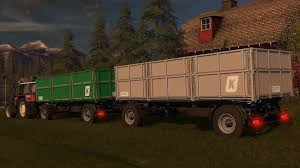 Seeking Trailer Fr Kroger Agroliner Hkd For Pack V1 0 Trailer Farming Simulator