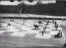 a human chess match gets played in leningrad 1924 open culture