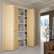 Six Panel Closet Doors Bi Fold Closet Door Louver Louver Plantation 30x80 Closet