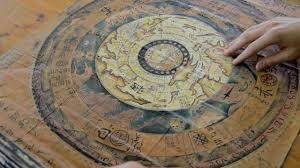 Pirates Map Homemade Sao Feng Map Prop Replica T H Cooney Art Youtube
