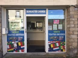 bureaux de change à nouveau bureau de change à vannes ouest change bureau de change