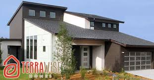 Modern Elevation Terrawise Homes Elevation Terrawise Homes