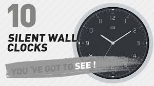 silent wall clocks silent wall clocks new u0026 popular 2017 youtube