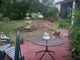 awesome concrete patio ideas for small backyards photo design