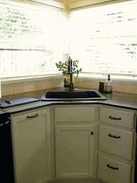 kitchen with corner sink corner kitchen sink unit uk bloomingcactus me