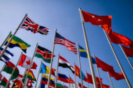Different Flags In The World International Walsall College
