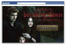 warning breaking dawn game facebook scam mytwipix u0027s blog