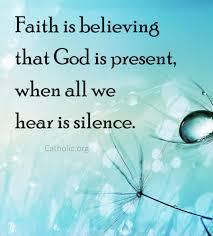 Faith Meme - your daily inspirational meme faith is believing socials