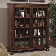 tall bookcase with glass doors bookcases with glass doors cool tall bookcase thedailygraff com
