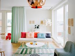 Livingroom Curtain by Apartment Living Room Curtains Master Bed Sheet Curtain Ideas