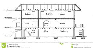 house plan terms construction jargon sectio hahnow