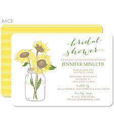 bridal shower invitations card design idea for party registaz com
