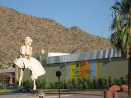 palm springs celebrates its biggest tribute to marilyn monroe ever