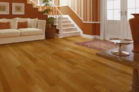 to clean wood and laminate flooring