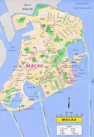 Xi An China Map by Macau Travel Map 2010 2011 Printable Macau Tourist Maps