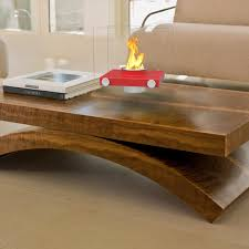luminox ventless tabletop portable bio ethanol fireplace in red