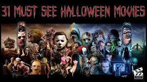 31 days of horror halloween movie marathon youtube