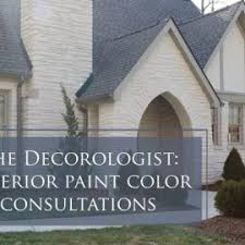 what paint colors work best with a gray roof the decorologist