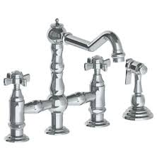 Watermark Faucet Watermark Bridge Kitchen Faucets Plumbtile