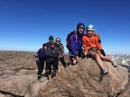 Longs Climbing Trip Reports Family Trip On Longs Peak