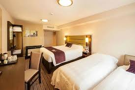 Bedroom Picture Of Premier Inn London Hackney Hotel London - Premier inn family rooms