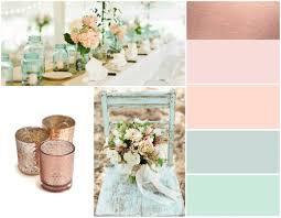 wedding colour palette inspiration blush and bowties u0027s