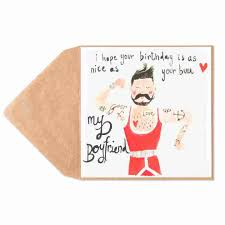 my boyfriend birthday card for boyfriend