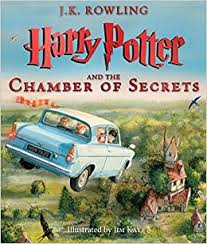black friday on amazon us harry potter and the chamber of secrets the illustrated edition