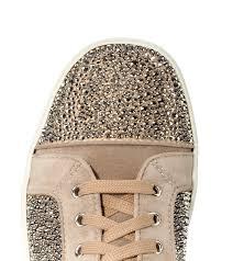 christian louboutin louis men u0027s flat high top sneakers cool