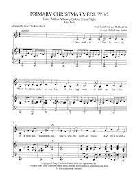 christmas sheet music 909 free arrangements