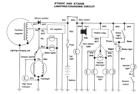 srv wiring diagram yamaha xt engine diagram yamaha wiring diagrams
