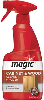 how to clean wood cabinet magic wood cleaner and 14 fluid ounce furniture