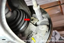 volkswagen golf gti mk iv abs wheel speed sensor replacement 1999