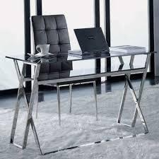 bureau metal et verre bureau en plexiglass verre ou métal design du fabricant de mobilier